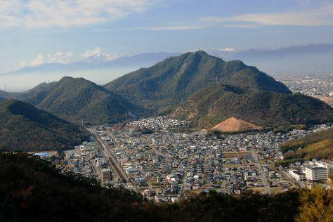 Mt. Kinka, Gifu, Japan