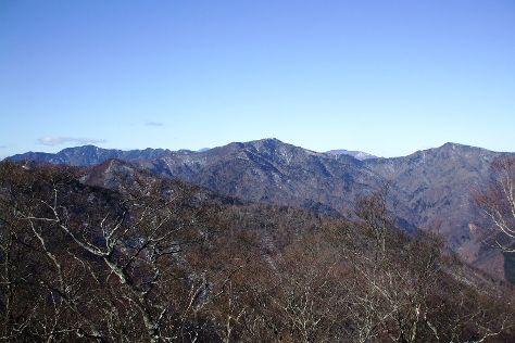 Mt. Kumotori, Okutama-machi, Japan