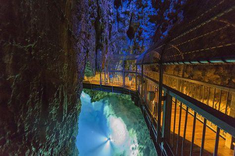 Ryusendo Limestone Cave, Iwaizumi-cho, Japan