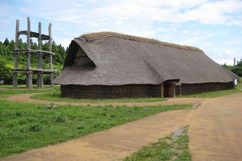 Sannai-Maruyama Site, Aomori, Japan