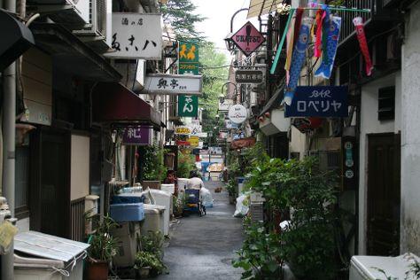 Shinjuku Golden Gai, Kabukicho, Japan