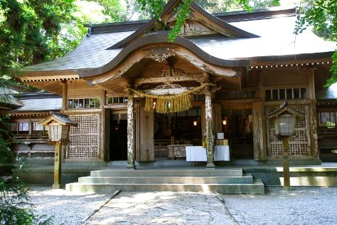 Takachiho Shrine, Takachiho-cho, Japan