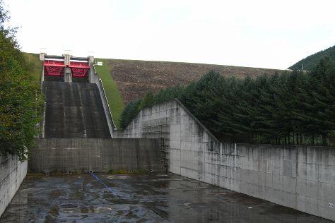 Tokachi Dam, Shintoku-cho, Japan
