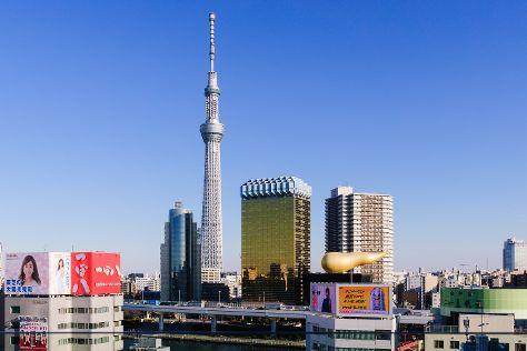 Tokyo Skytree, Sumida, Japan
