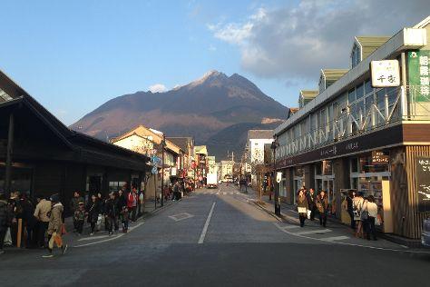Yufuin Area, Yufu, Japan