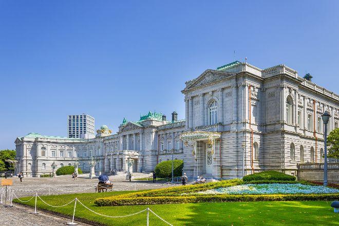 Akasaka Palace (State Guesthouse), Minato, Japan