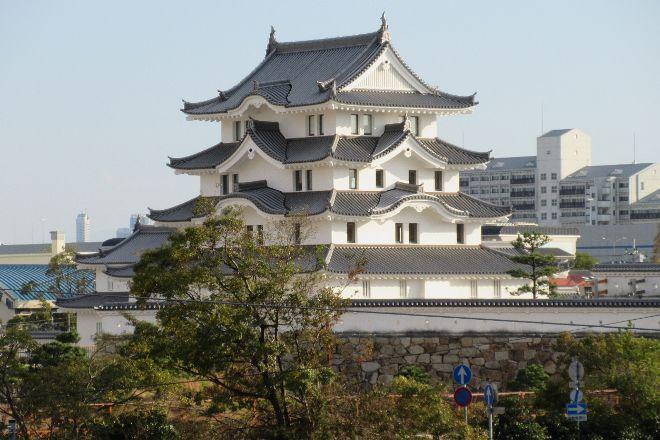 Amagasaki Castle, Amagasaki, Japan
