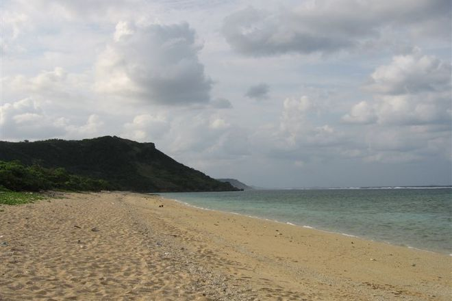 Aragusuku Beach, Miyakojima, Japan