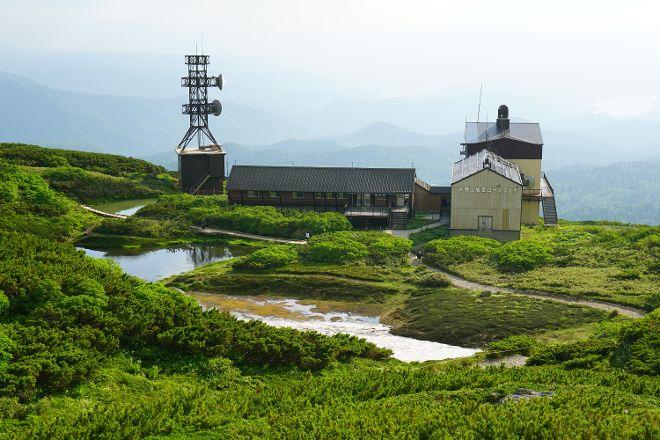 Asahidake Ropeway, Higashikawa-cho, Japan