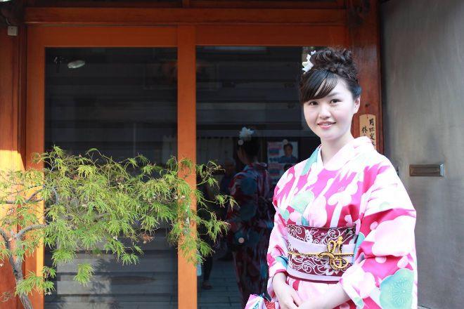 Asakusa Kimono Rental HANAKA, Taito, Japan