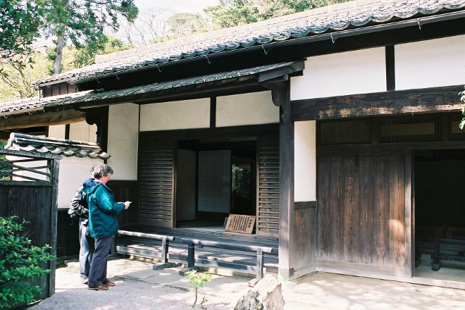 Buke Yashiki, Matsue, Japan