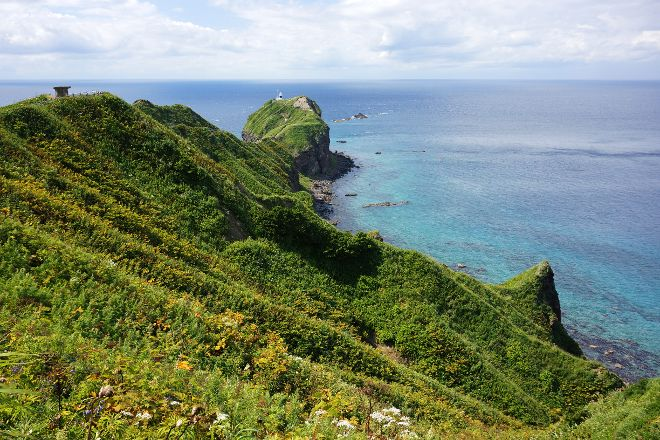 Cape Kamui, Shakotan-cho, Japan