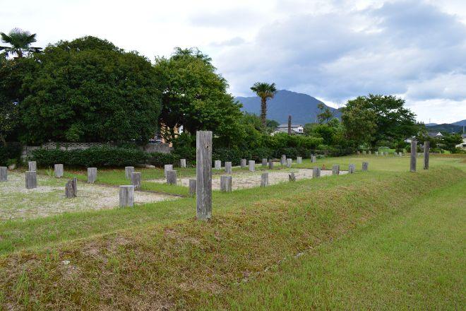 Dazaifu Government Remains, Dazaifu, Japan