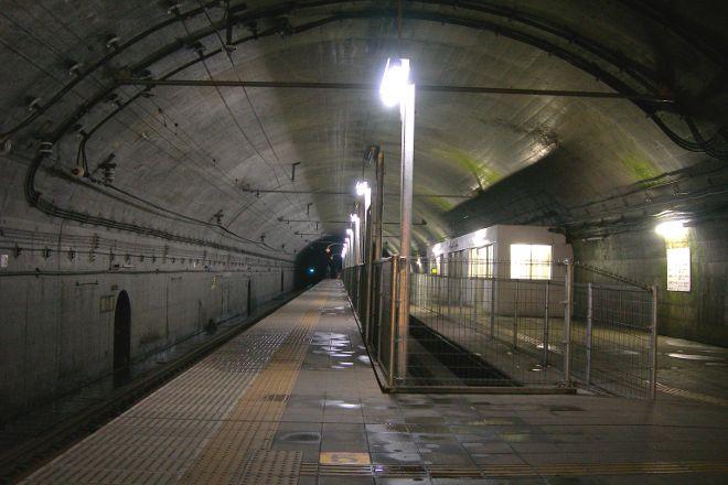 Doai Station, Minakami-machi, Japan
