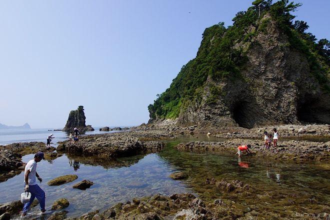 Dogashima Island, Nishiizu-cho, Japan