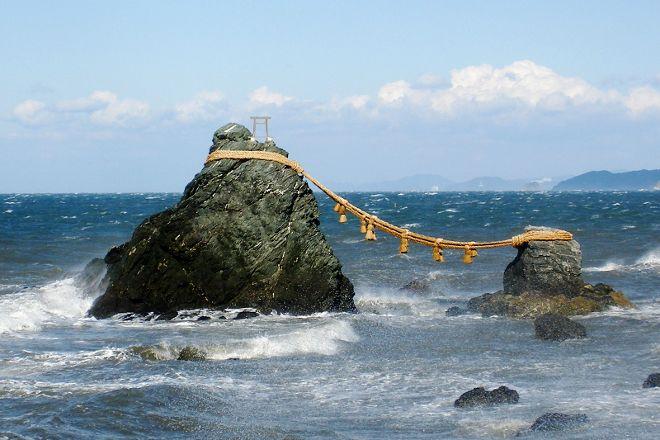 Futami-ura, Ise, Japan