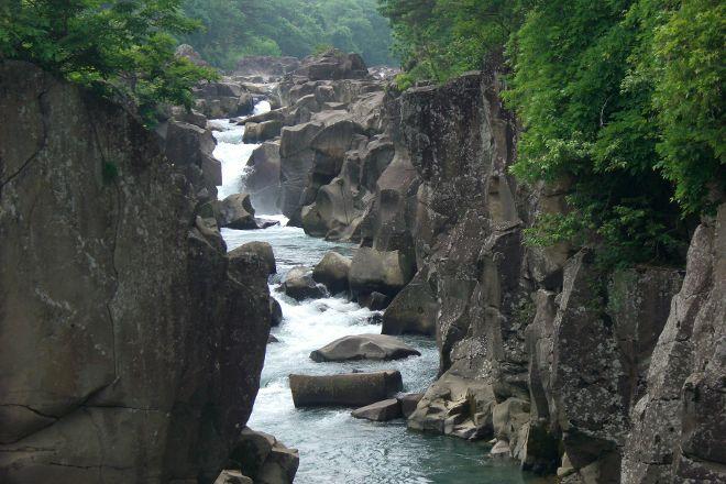 Gembi Valley, Ichinoseki, Japan