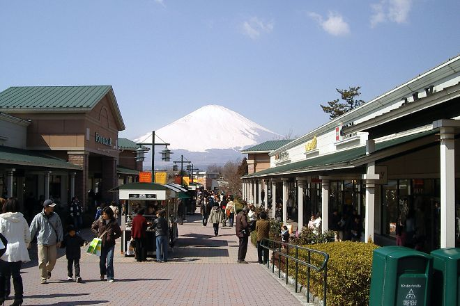 Gotemba Premium Outlets, Gotemba, Japan