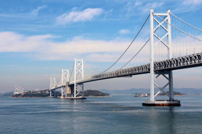 Great Seto Bridge, Kurashiki, Japan