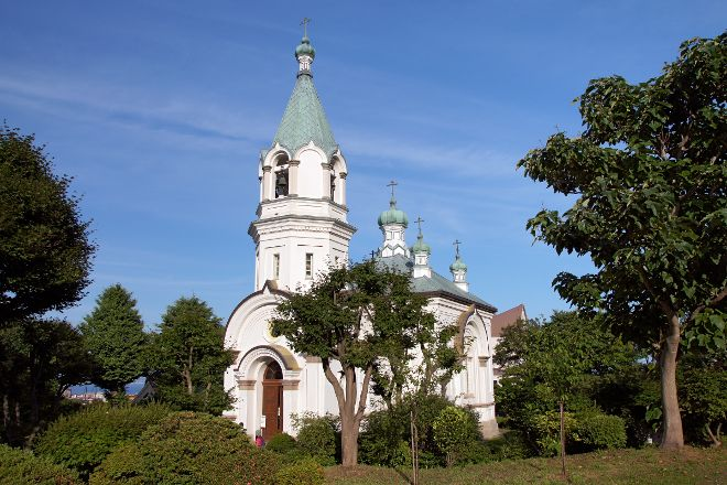 Hakodate Orthodox Church, Hakodate, Japan