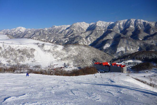 Hakuba Cortina Ski Resort, Otari-mura, Japan