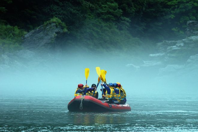 Happy Raft, Otoyo-cho, Japan