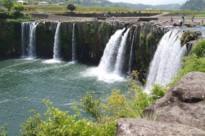 Harajiri Falls, Bungoono, Japan