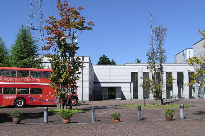 Hida Takayama Museum of Art, Takayama, Japan
