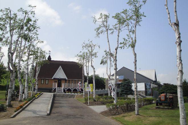 Higashimokoto Nyurakukan, Ozora-cho, Japan