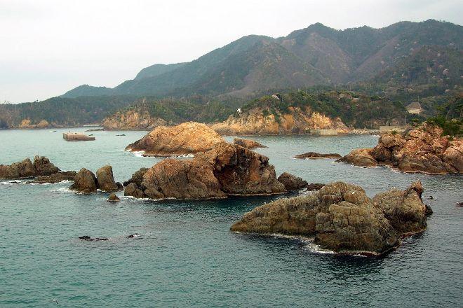 Hinomisaki Coast, Izumo, Japan