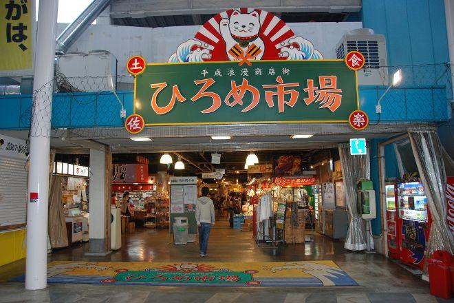 Hirome Ichiba, Kochi, Japan
