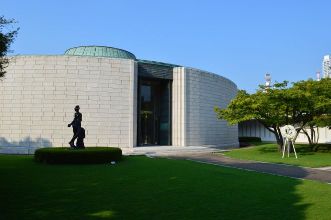 Hiroshima Museum of Art, Naka, Japan