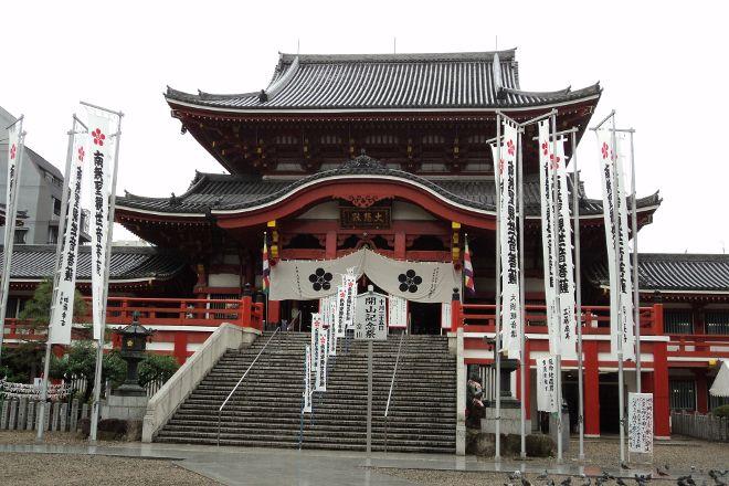 Hosho-in (Osu Kannon), Nagoya, Japan