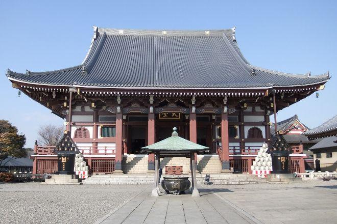 Ikegami Hommon-ji Temple, Ota, Japan