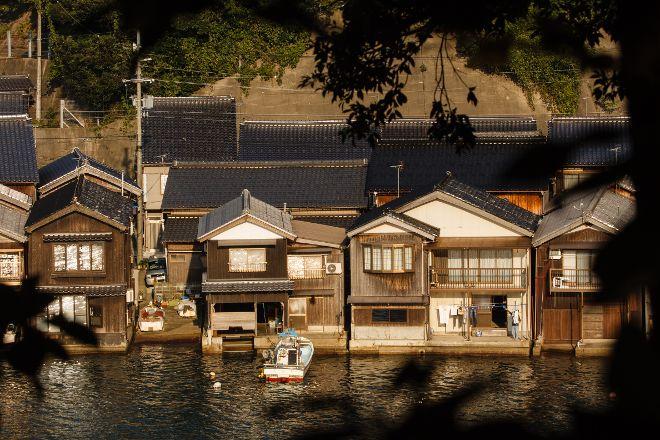 Ine no Funaya, Ine-cho, Japan