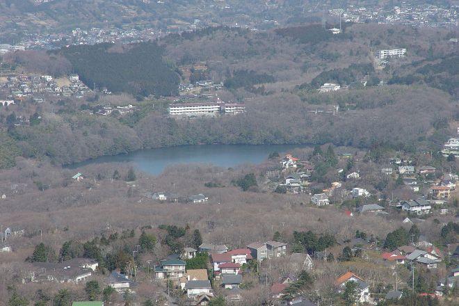 Ippekiko Lake, Ito, Japan