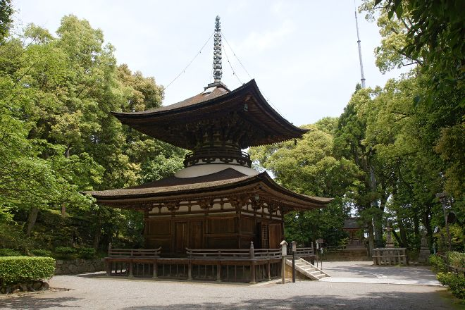 Ishiyamadera Temple, Otsu, Japan