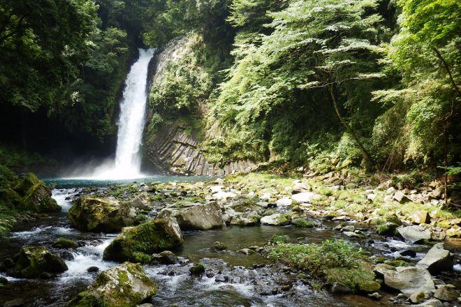 Joren Waterfall, Izu, Japan