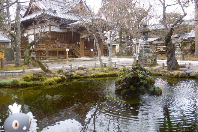 Kaikoen Garden, Komoro, Japan