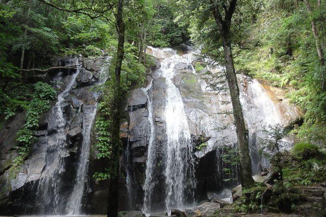 Kanabiki Waterfall, Miyazu, Japan