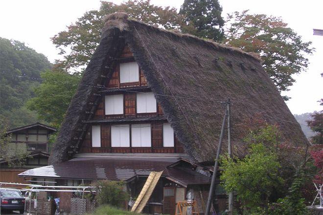 Kanda house, Shirakawa-mura, Japan