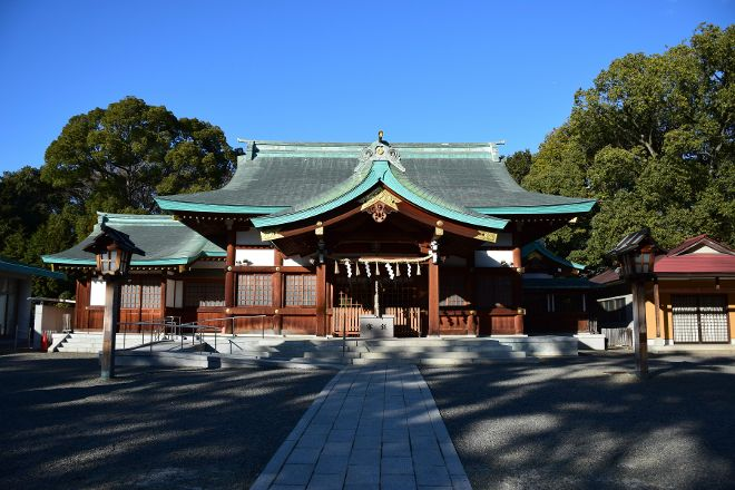 Kawahara Shrine, Nagoya, Japan