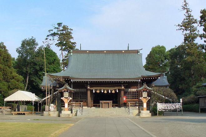 Kengun Shrine, Kumamoto, Japan