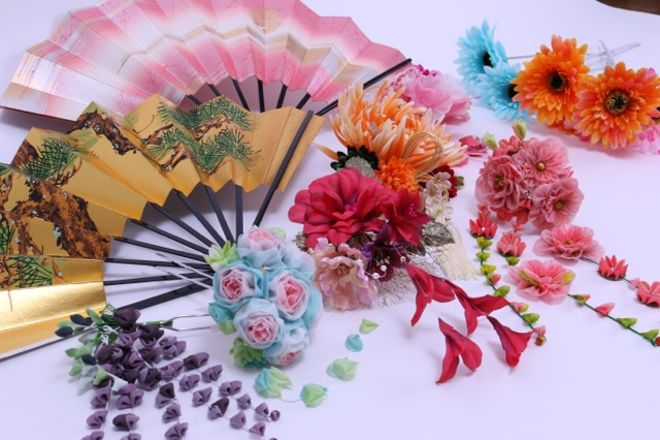 Kimono Photo Studio, Shinagawa, Japan