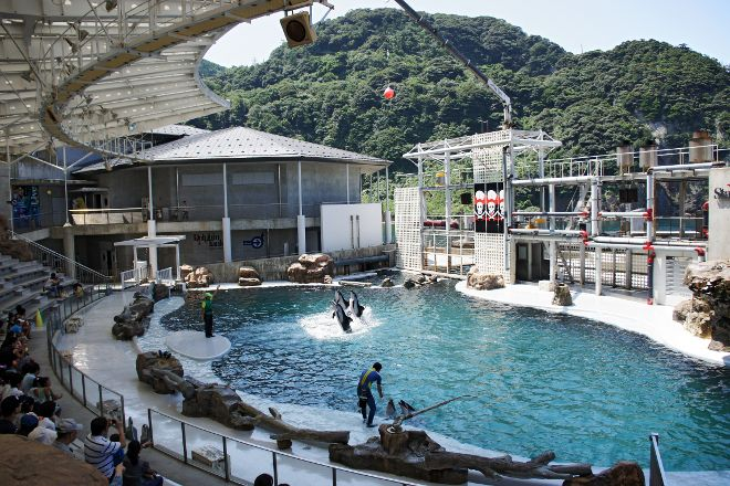 Kinosaki Marine World, Toyooka, Japan