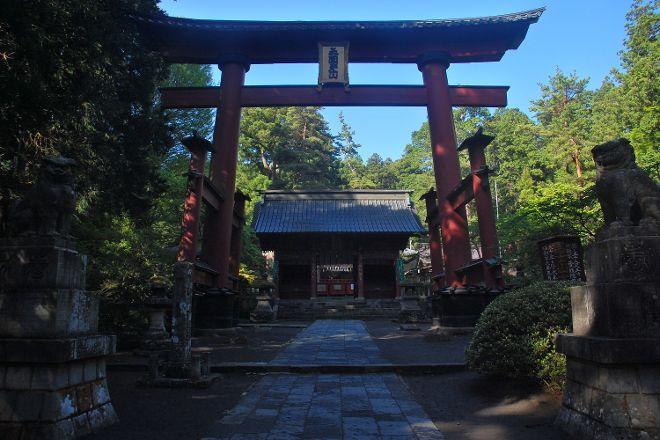 Kitaguchi Hongu Fuji Sengen Jinja Shrine, Fujiyoshida, Japan