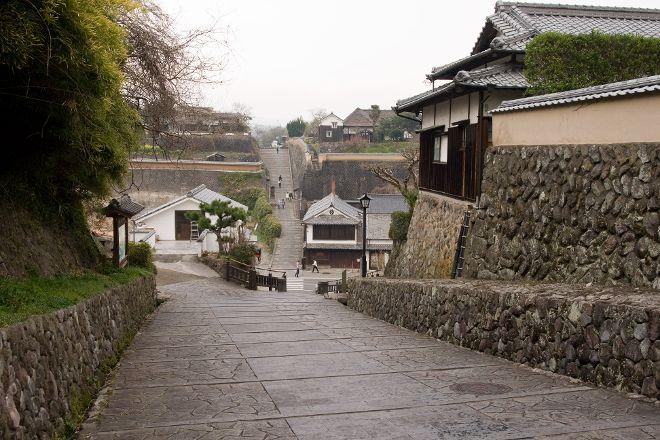 Kitsuki Castle Town, Kitsuki, Japan