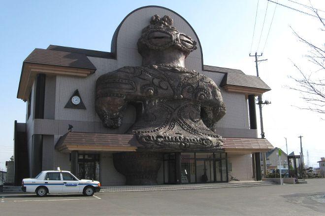 Kizukuri Station, Tsugaru, Japan
