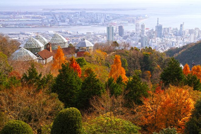 Kobe Nunobiki Herb Gardens, Kobe, Japan