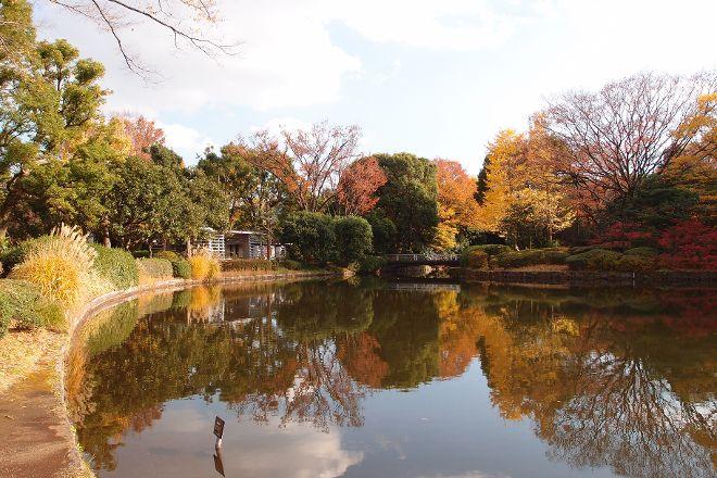 Kokyo Gaien National Garden, Chiyoda, Japan